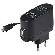 ADAPTER USB1000/MicroUSB ROBITON